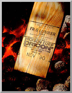 Fire Treated Lumber