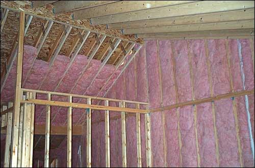 Insulation-frame