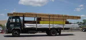 MM Lbr Del Truck