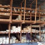 hardwood bins