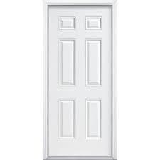 door-6 panel metal