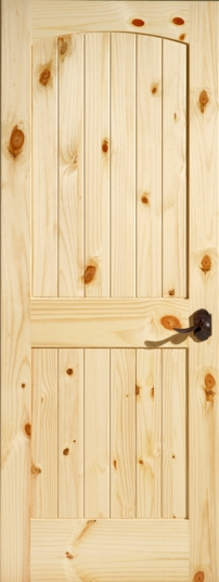 door-knotty pine ...  sc 1 th 228 : pine door - pezcame.com