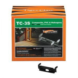TC-3 fasteners