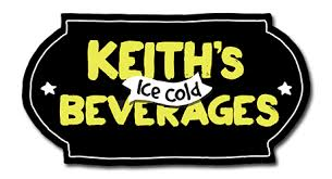 Keith's ice cold lemonade logo