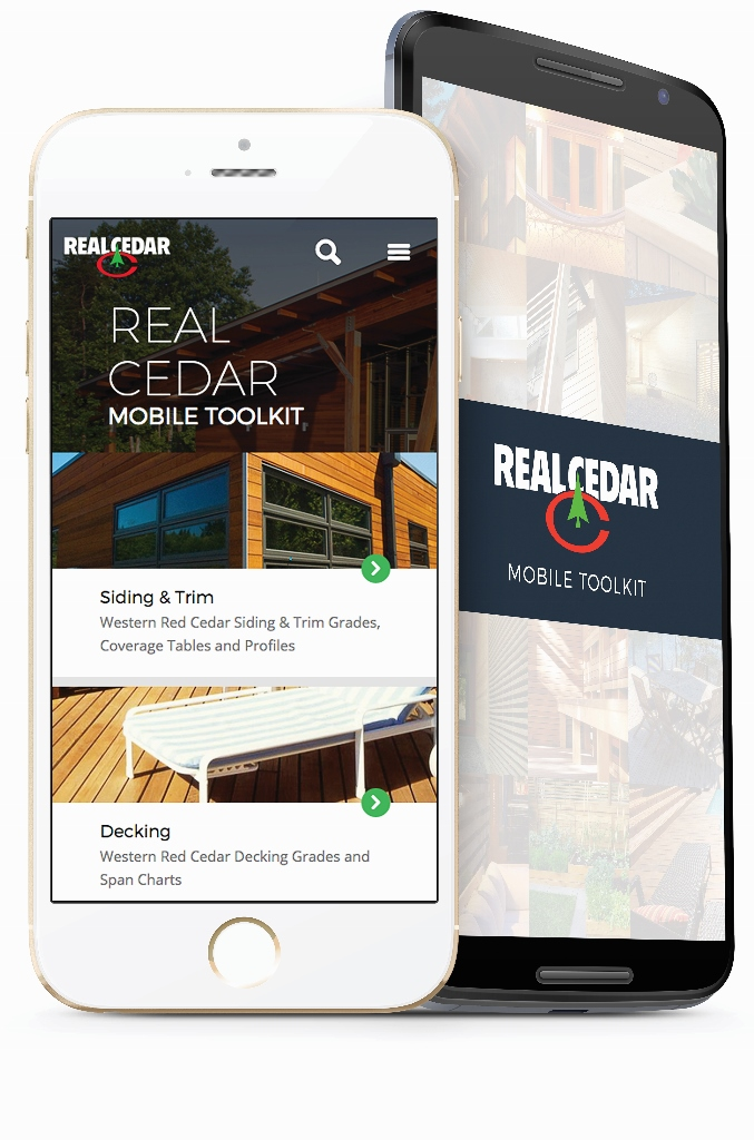real cedar mobile toolkit