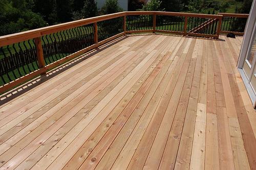 Decking - Cedar - M & M Lumber